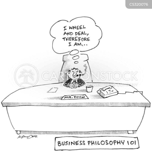 wheeler dealer cartoon