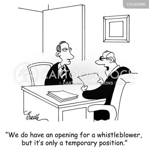 temporary job cartoon