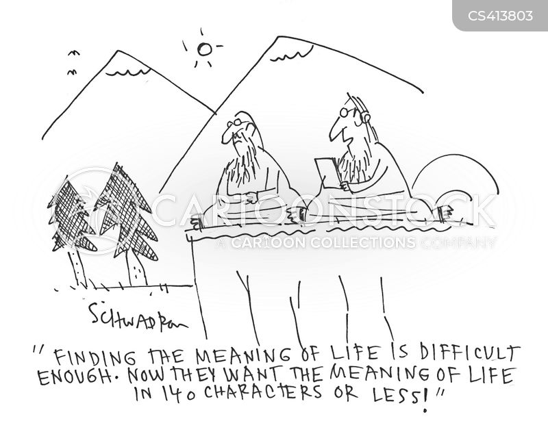 wise-man cartoon
