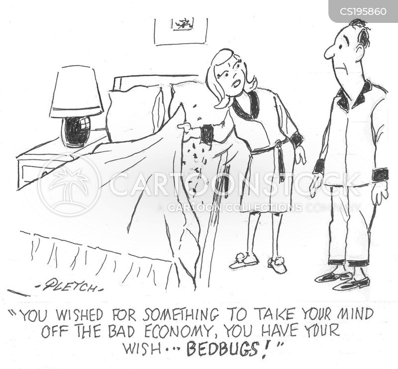 bad economy cartoon