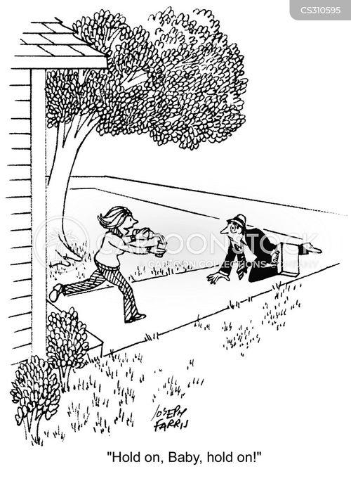 high stress jobs cartoon
