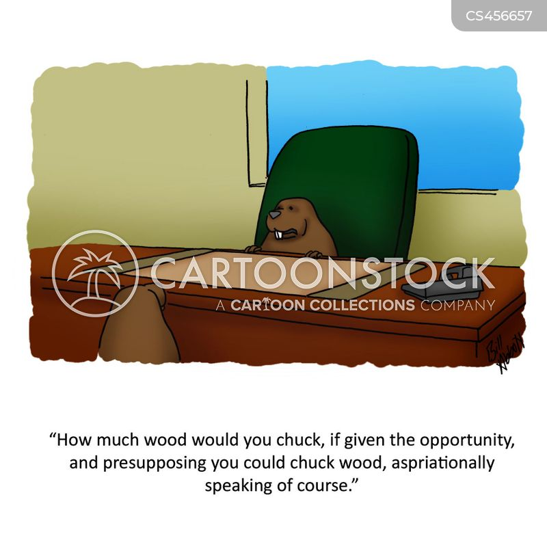 woodchucks cartoon