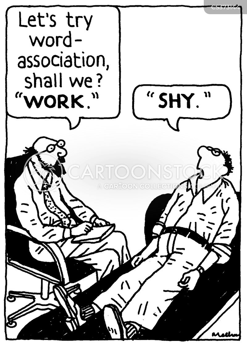 ... -association Cartoons and Comics - funny pictures from CartoonStock