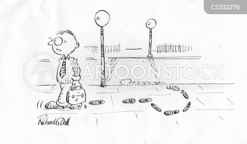 aimlessness cartoon