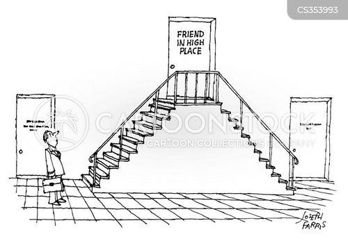 high income cartoon