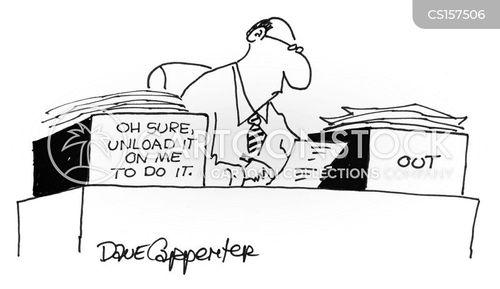 unload cartoon