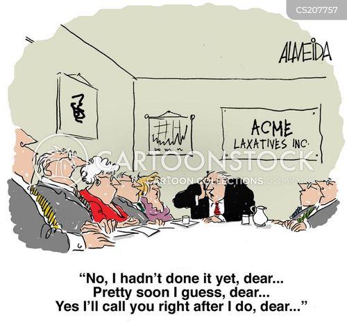authority figures cartoon