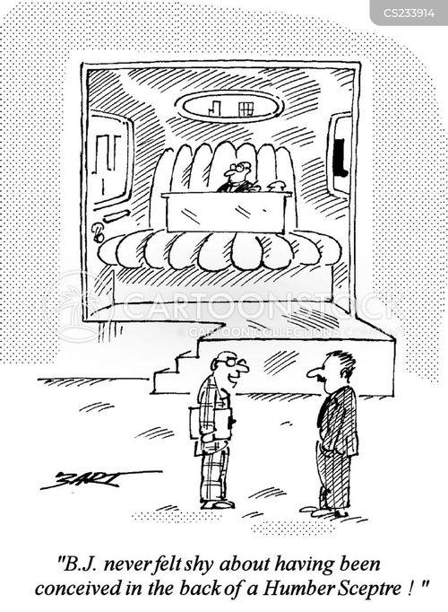 humble beginnings cartoon