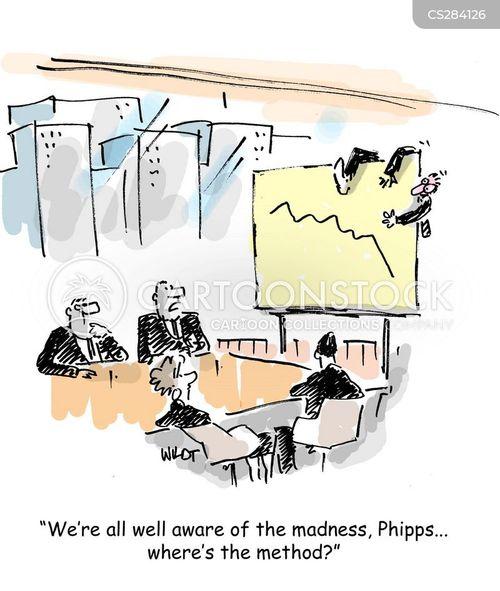method cartoon