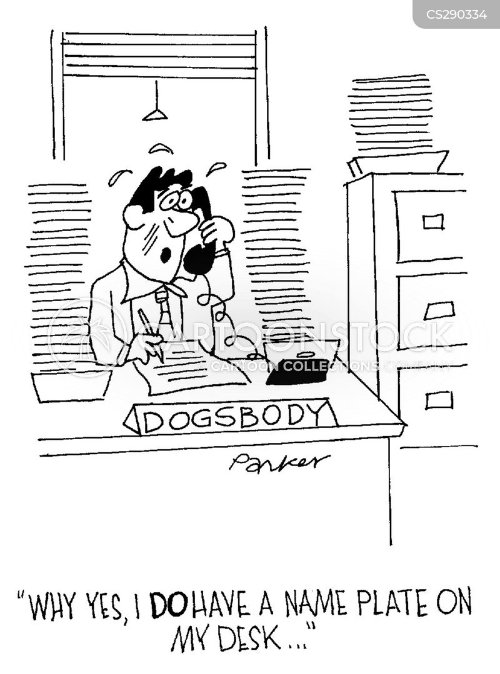 dogsbody cartoon
