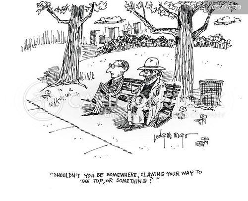 essness cartoon
