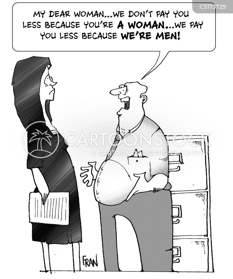 equal opportunities cartoon