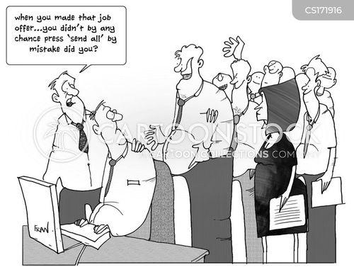 perks cartoon