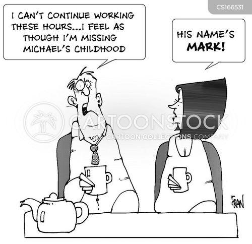 supervisors cartoon