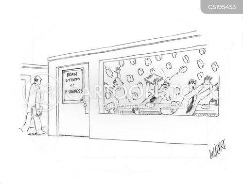 brainstorms cartoon