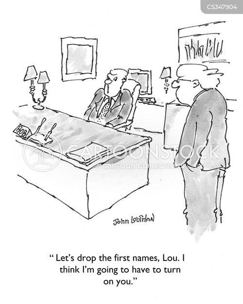 first name cartoon