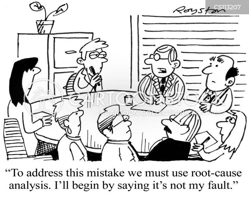 Root Cause Analysis Clipart Root Cause Analysis Cartoon 1