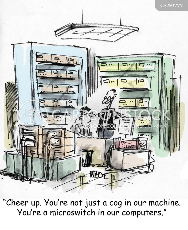 cogs cartoon