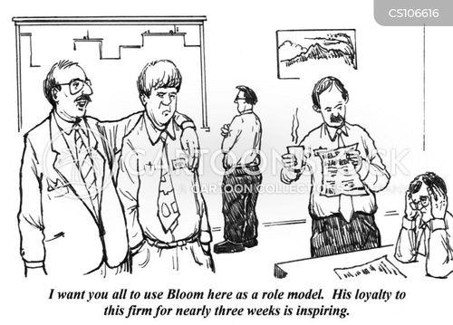 manpower cartoon