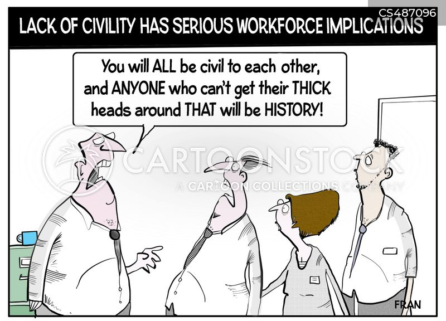 implication cartoon