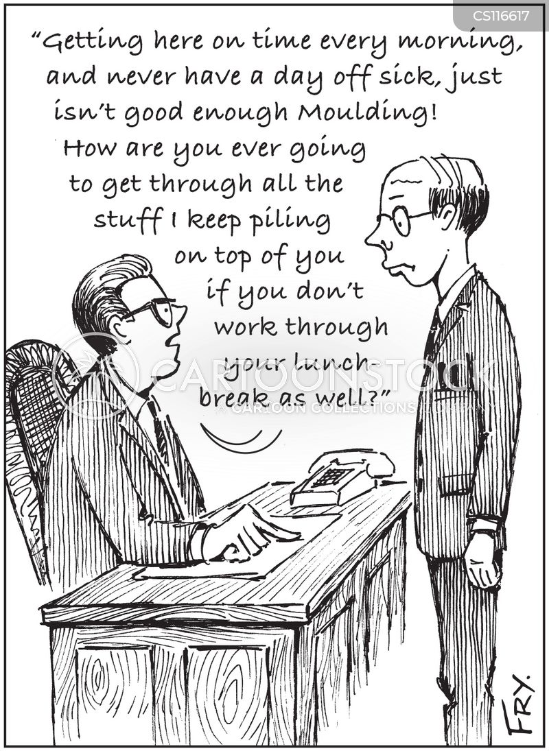 Workload Cartoons And Comics Funny Pictures From