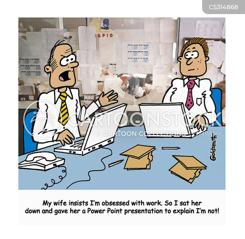 Working Late Funny