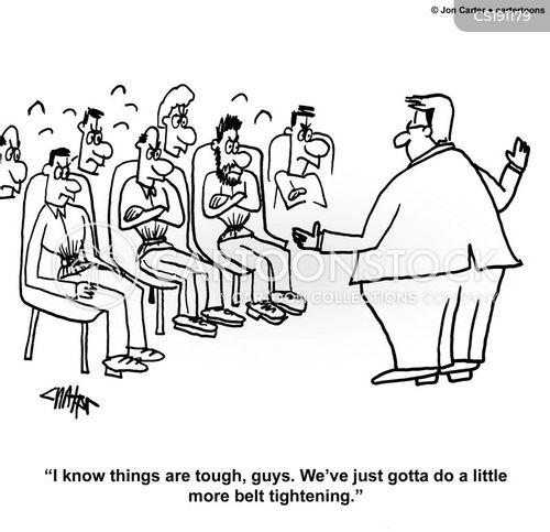 labor unions cartoon