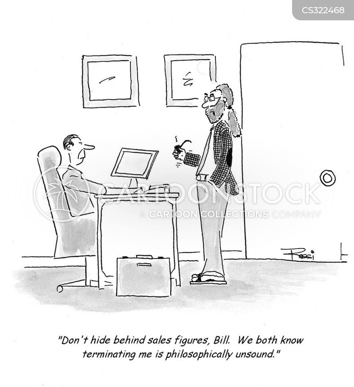 employe cartoon