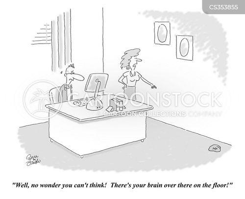 authoring cartoon