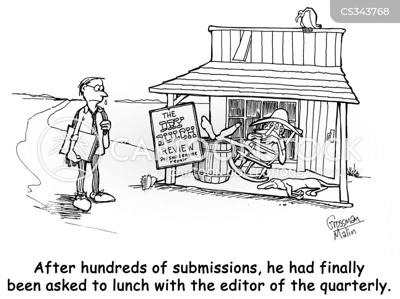 submission cartoon