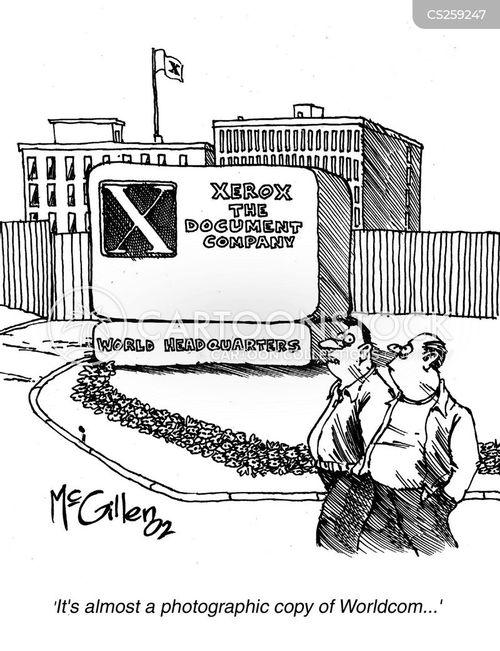 worldcom cartoon