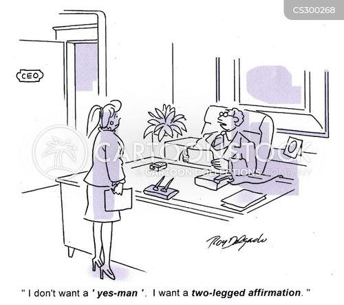 affirm cartoon