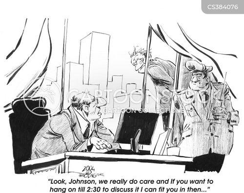 work stresses cartoon