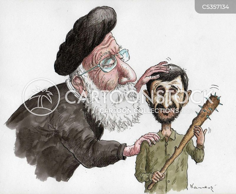 iranians cartoon