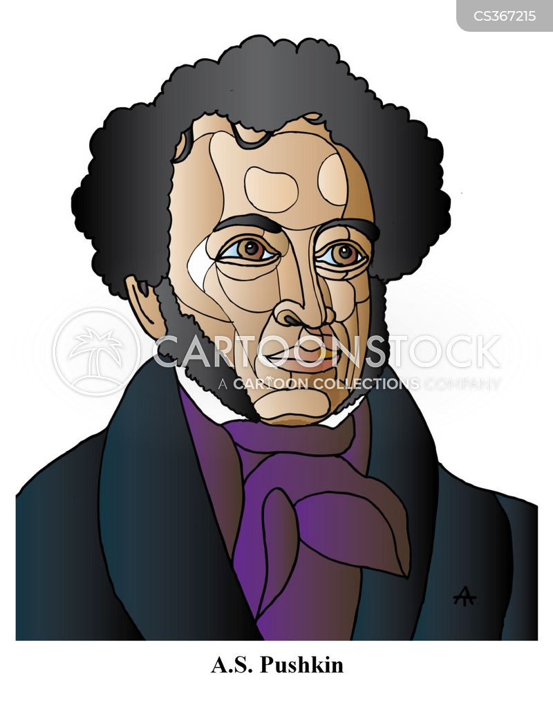 alexander pushkin cartoon