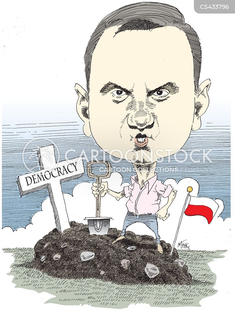 Polish Politics Cartoons And Comics Funny Pictures From
