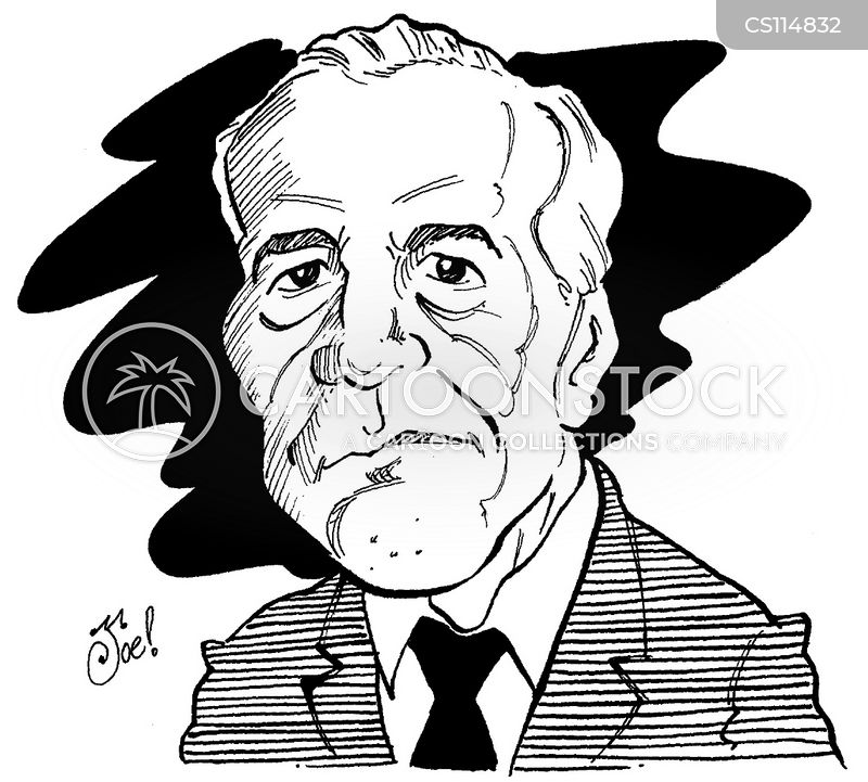 tony benn cartoon