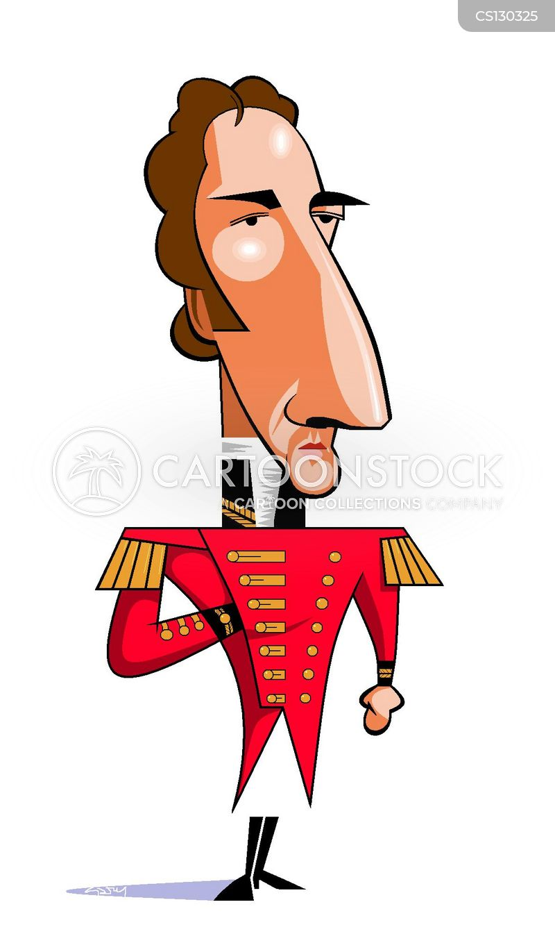 arthur wellesley cartoon
