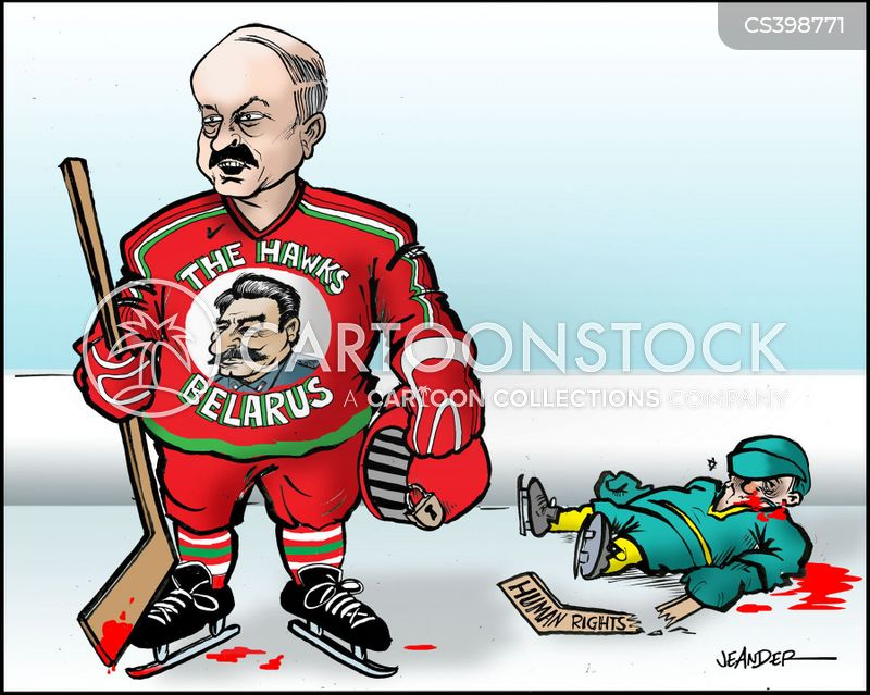 Alexander Lukashenko Cartoons and Comics - funny pictures from ...