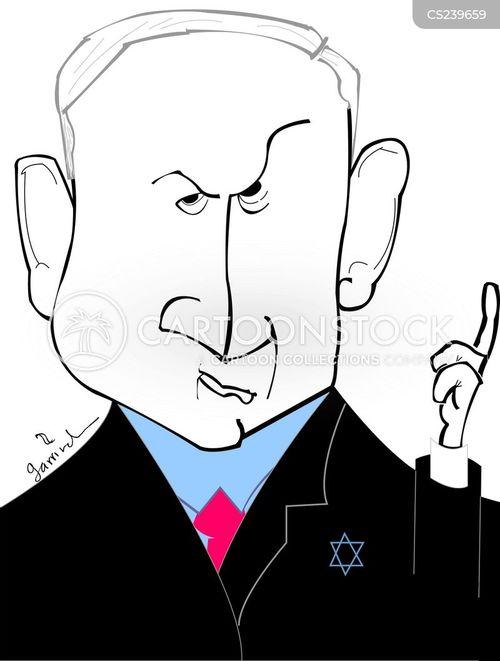 israelis cartoon