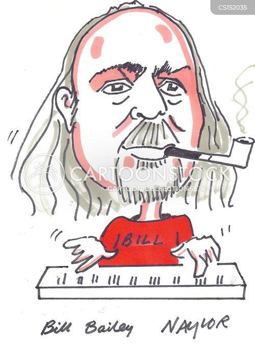 bill bailey cartoon