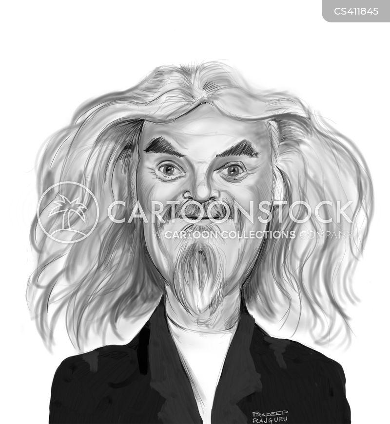 billy connolly cartoon