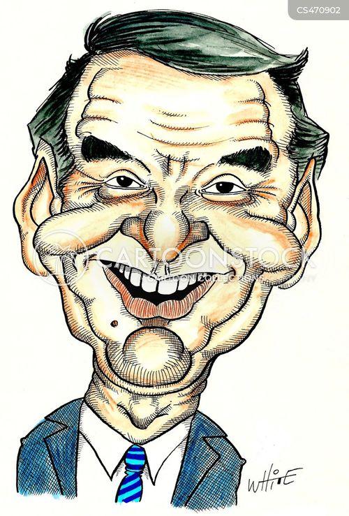 bob monkhouse cartoon