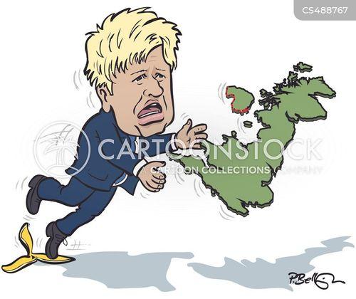 tory leadership cartoon