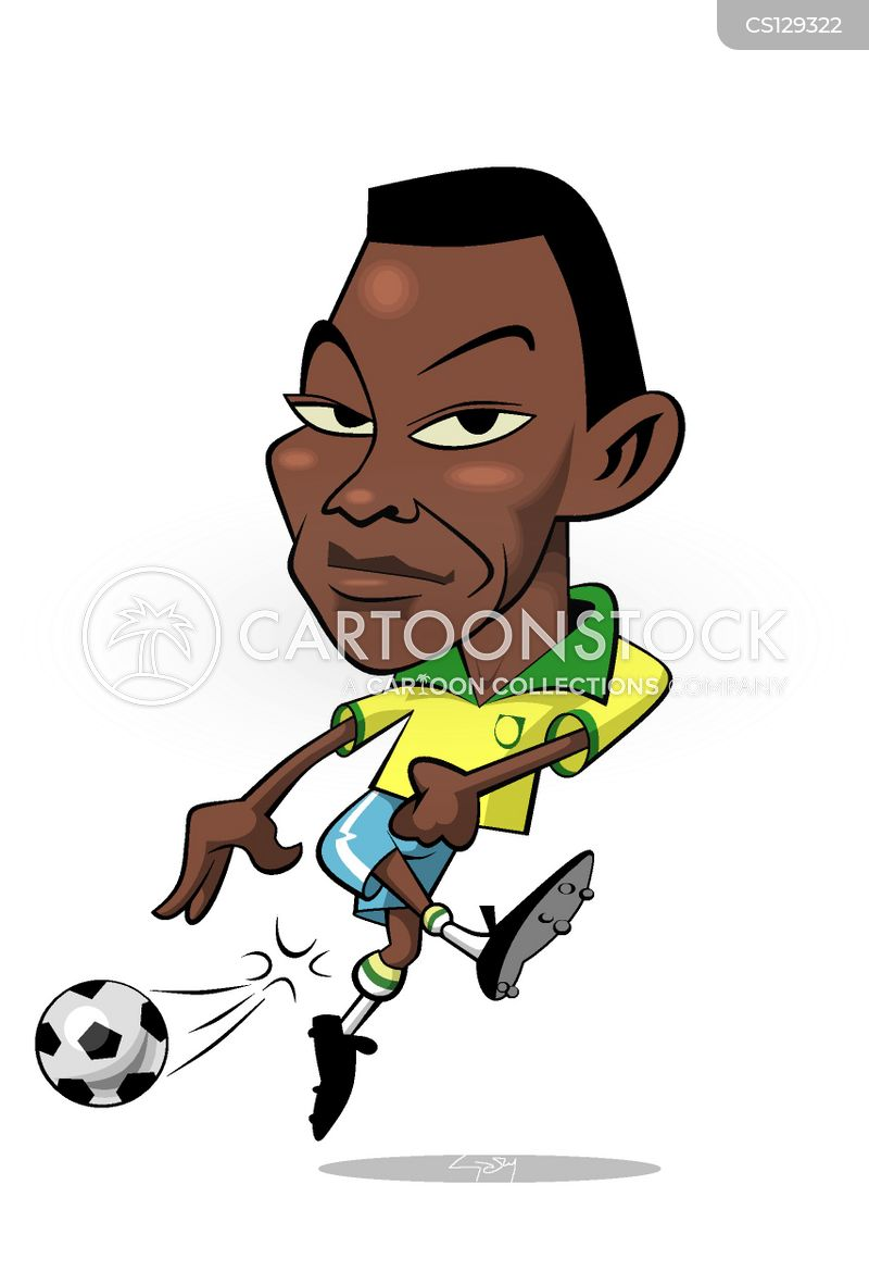 famous footballer cartoons and comics funny pictures from cartoonstock