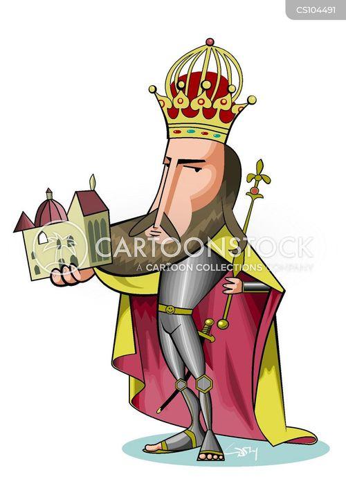 emperors cartoon