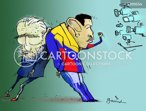 chavez cartoon