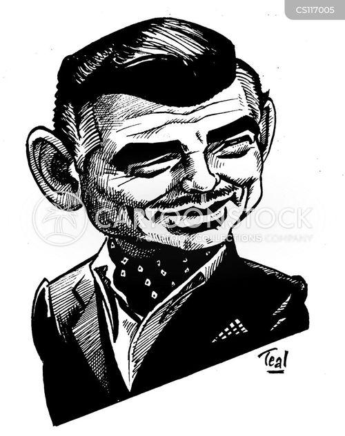 film actor cartoon