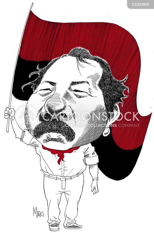 nicaraguans cartoon