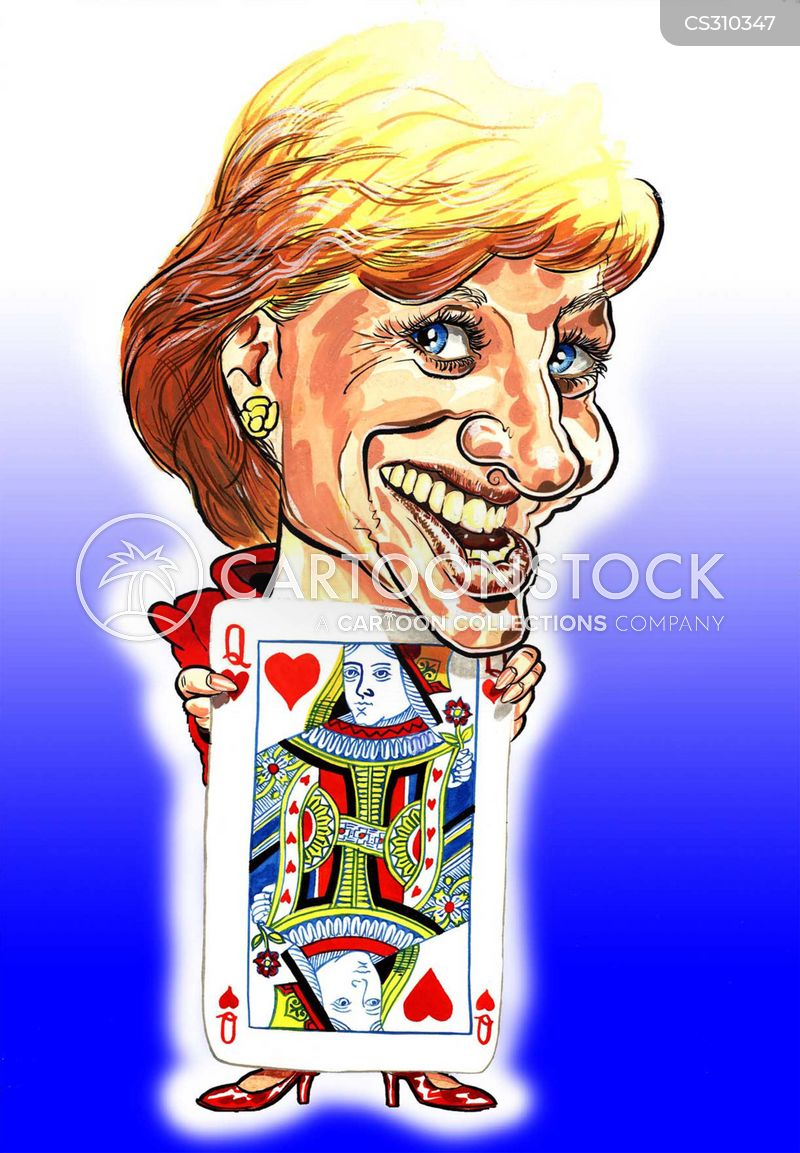 princess diana cartoon
